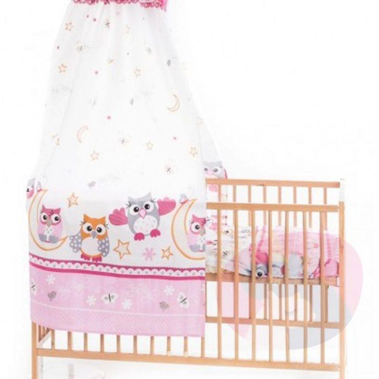 Akcesoria do łóżeczka zapewniają dziecku spokojny sen