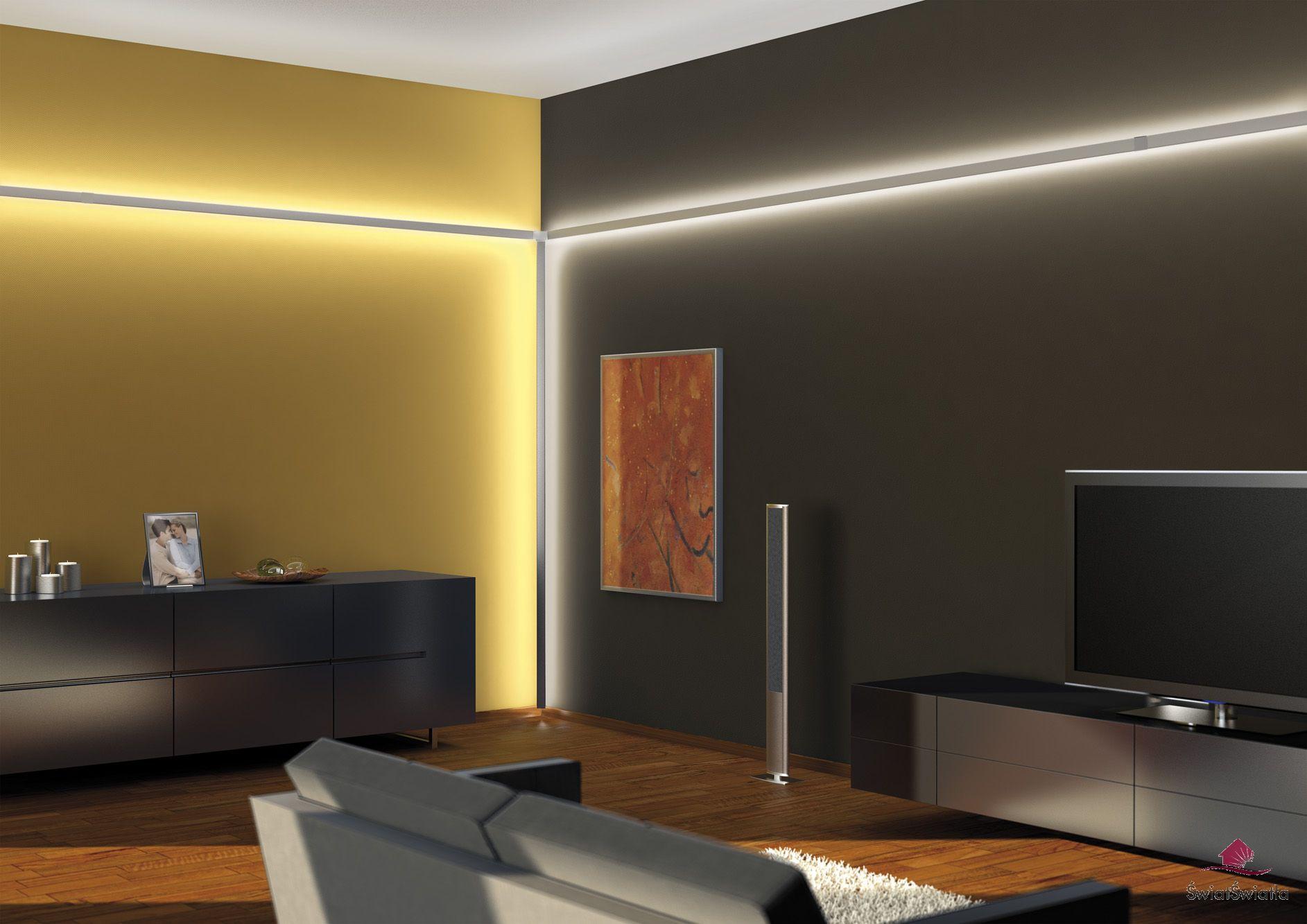 Jak samodzielnie zamontować profil LED?