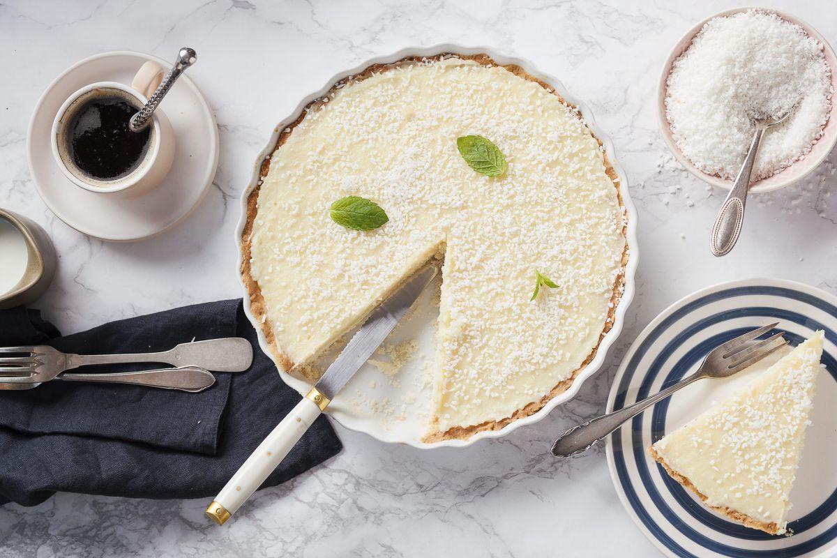 Tarta na słodko, idealny pomysł na deser