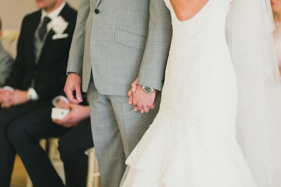 Co założyć na ślub?